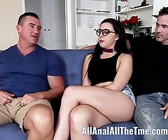 Teen whitney wright makes bf wait for her succeed in bore drilled allanal!