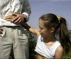 Nineteen excellence aged maria - russian porn original potent videotape