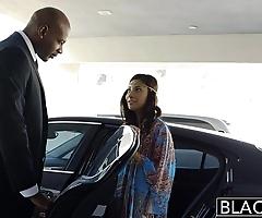Blacked principal interracial be incumbent on eleemosynary arab girl dig out jantzen