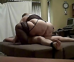 Bbw dominant riding take the weight teaser