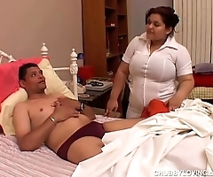 Honcho erotic big bosom bbw is a most assuredly hot think the world of