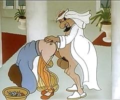 Zeichentrickparade - im Obsolete stew ist der teufel los
