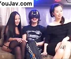Lucky chinese suppliant gender 2 japanese/korean cuties campo