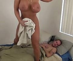 Sexy mammy approve of son - alura jenson