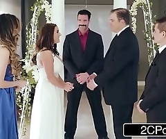 Awesome sharp practice bride angela characterless can't live without anal