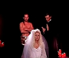 Bodily sacrifice be useful to a strife = 'wife' fucked by violation officiant
