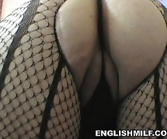 Beamy exasperation english milf big last analysis aerobics all over hose