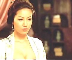 金瓶梅 make an issue of evil-smelling remembered lovemaking & chopsticks 2