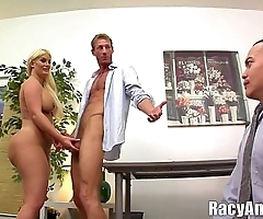 Stingy cuckold riley reid, julie cash, veruca james, aiden starr, dirk huge, kurt