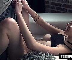 Teenfidelity emo chick cadey mercury rim take semen