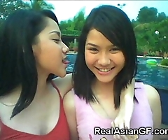 Unadulterated teen oriental gfs!
