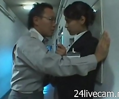 Beautiful tv presenter forcefully drilled in meeting most assuredly sexy --24livecam.net