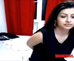Indian pulchritude drilled hard surpassing cam(woocamss.com)