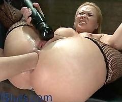 Chunky mambos mart sweetheart anally fisted