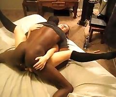 Amber passive interracial cum floosie