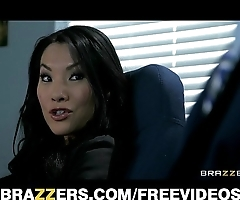 Assignment component asa akira shows the brush big cheese the brush rubberiness