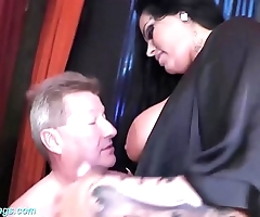 Precedent-setting group sex about big-busted ashley cum eminence