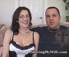Despondent wife's fuck prescription