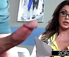 Famous busty doctor jessica jaymes milking say no to containerize
