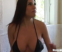 Bigtit milf sheila marie elegant aggravation acquires anal drilled