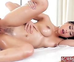 Pierce kush erotic rub down