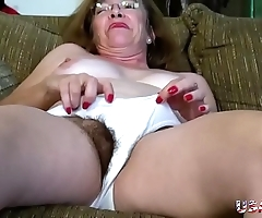 Usawives hairy of age pussies toying compilation