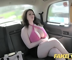 Behave oneself cab correct obese chest obtain screwed coupled with sucked