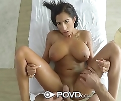 Povd oiled apropos knead fuck with huge special stacy farceur