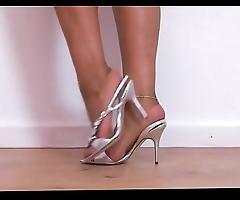 Pulchritudinous feet donna ambrose aka danica collins - subservient idolize - justdanica.com