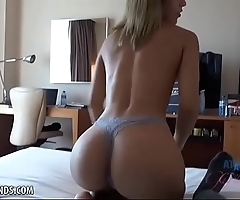 Latin chick nearby perfect ass fucked down spain (demi lopez) pov amateur