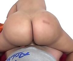 Kesha ortega - venezuelan heavy assed unladylike takes a handful of dicks