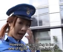 Subtitled japanese pen up nudity miniskirt hegemony spoof